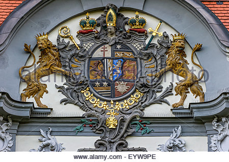 Coat Of Arms And Prince Stock Photos & Coat Of Arms And Prince.