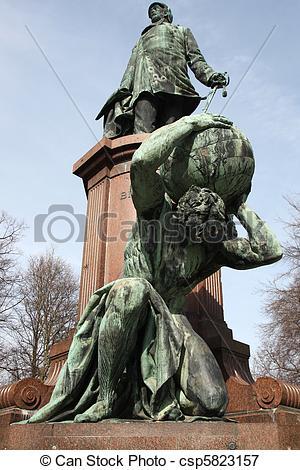 Picture of Bismarck Memorial Berlin.