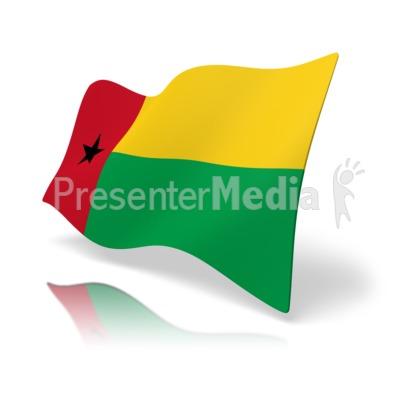 Flag Guinea.