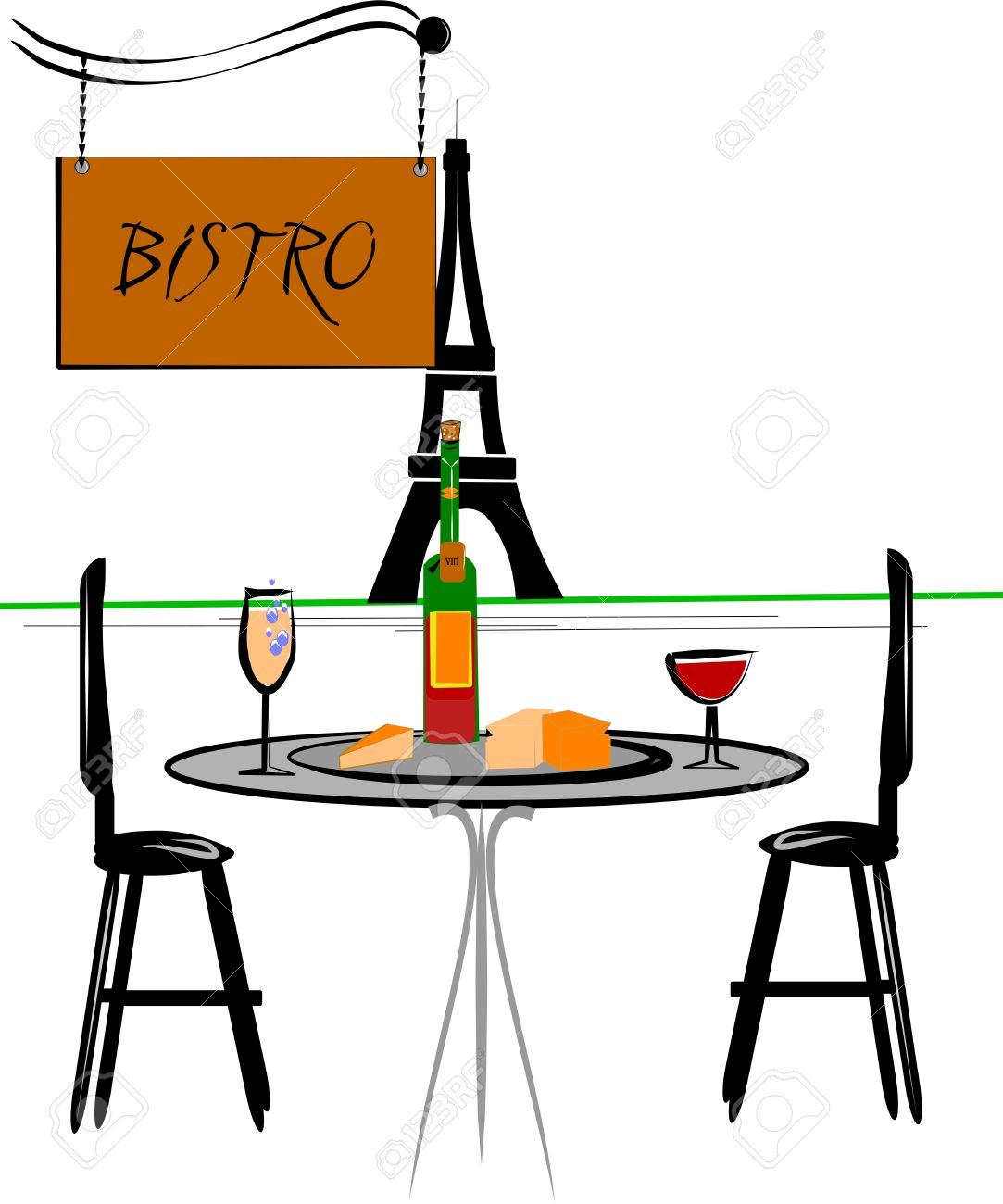 12,467 Bistro Stock Illustrations, Cliparts And Royalty Free.