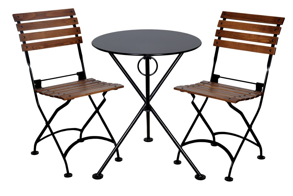 French Bistro Table Clipart.