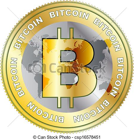 Bitcoin Illustrations and Clip Art. 4,169 Bitcoin royalty free.