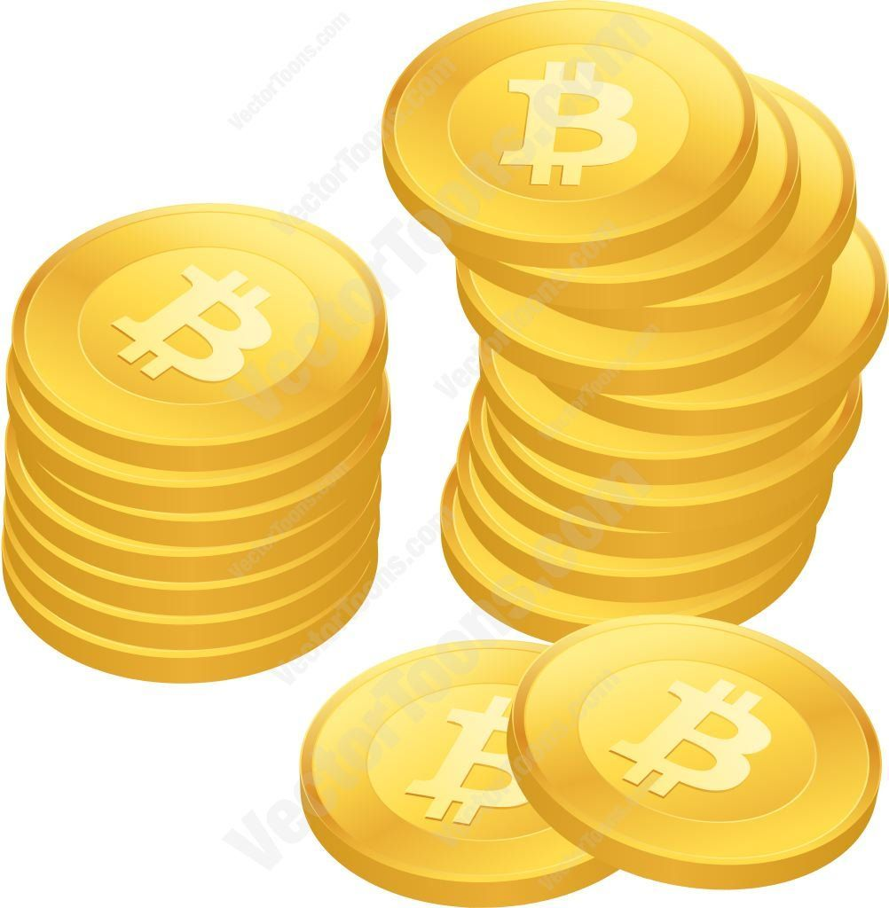 Bitcoin Clipart Graphics Gold Coin #bitcoinstradinghistory.