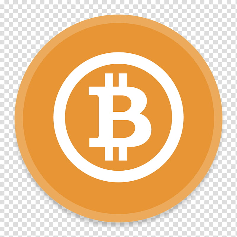 Button UI Requests, Bitcoin logo icon transparent background.