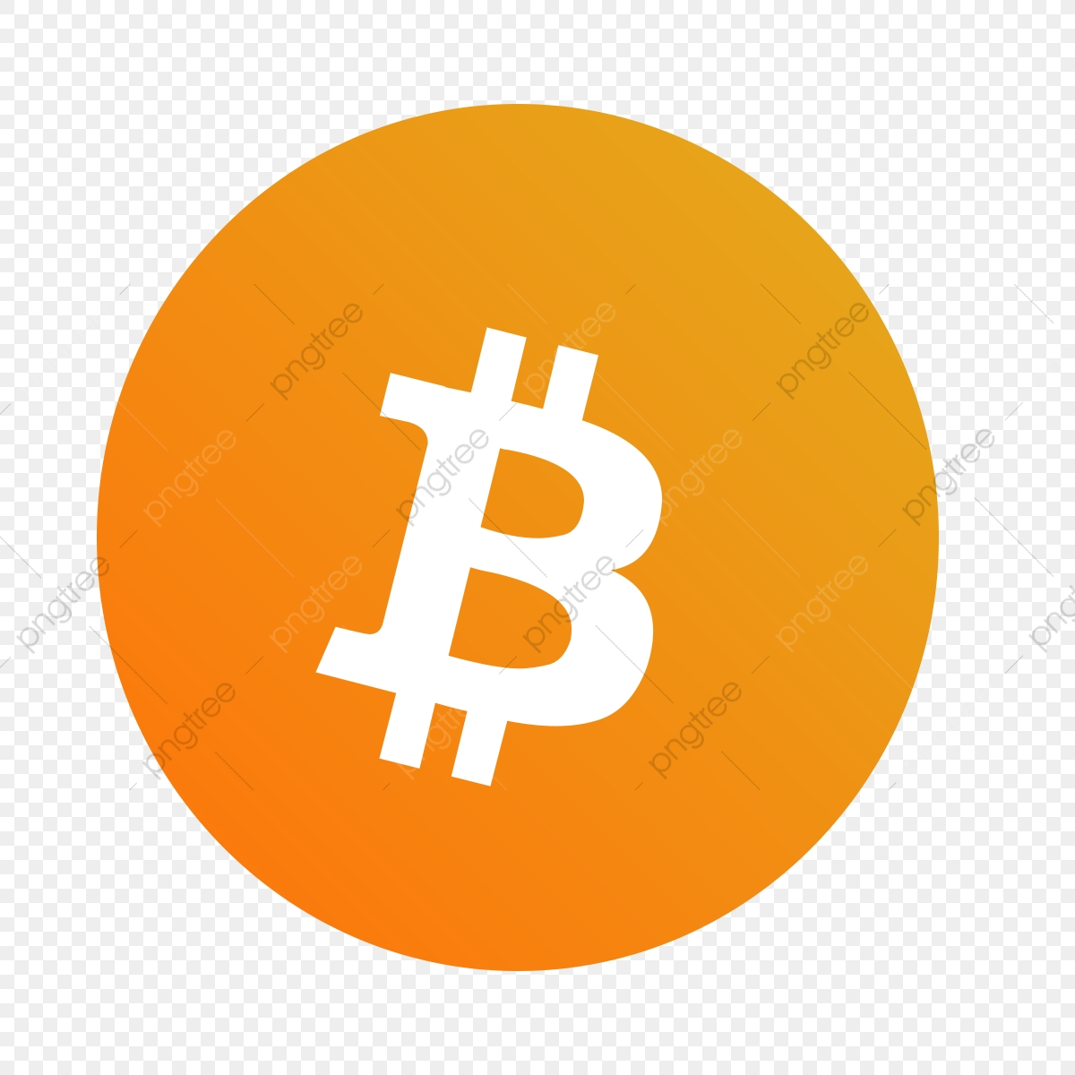 Bitcoin Cryptocurrency Icon, Cryptocurrency, Latest Modern, Premium.