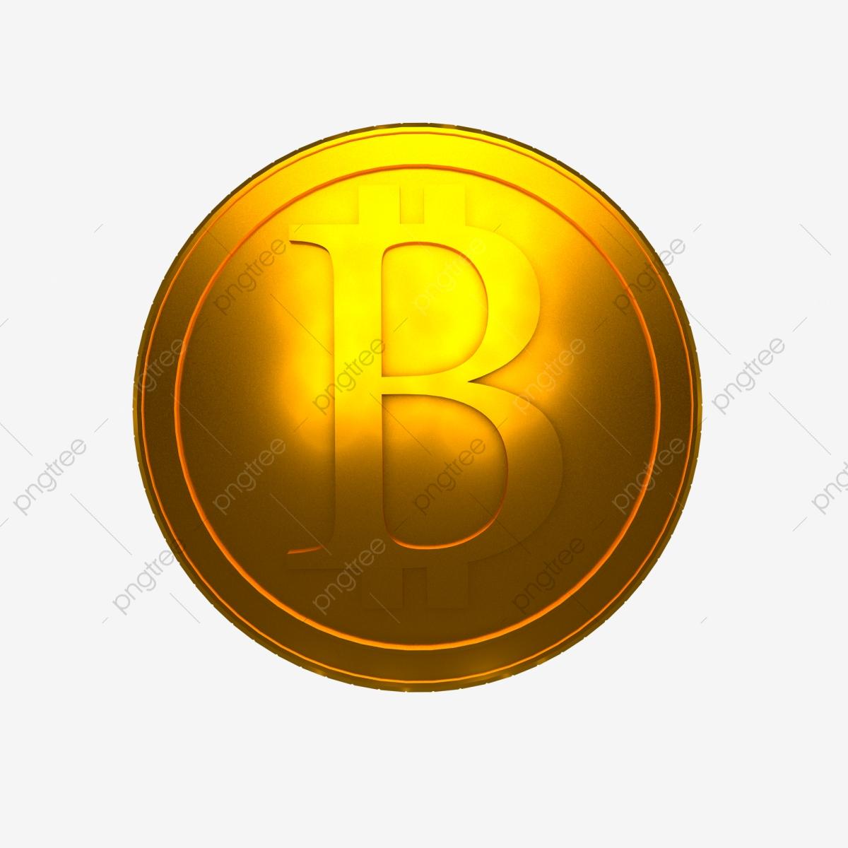 Bitcoin 25d3d Gold Coin Three.