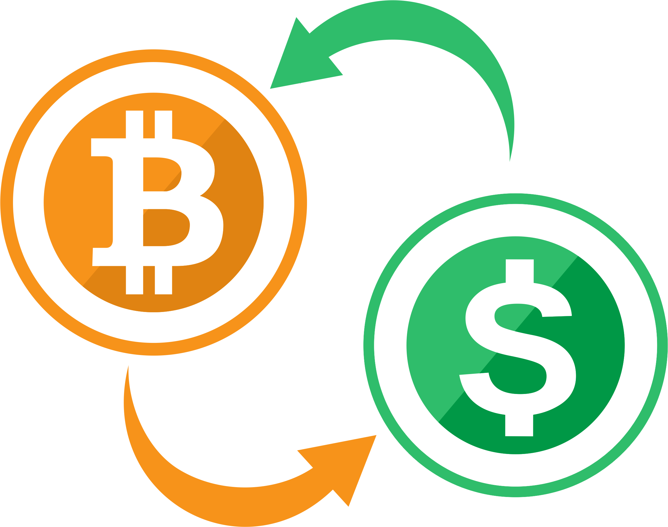 Bitcoin PNG HD Quality.