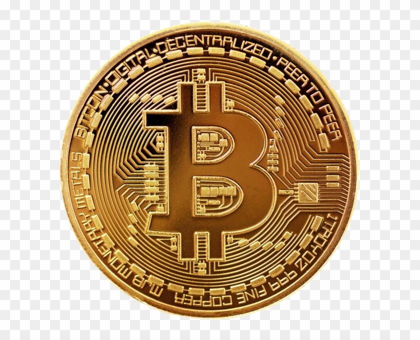 Bitcoin Png Transparent Hd Photo.