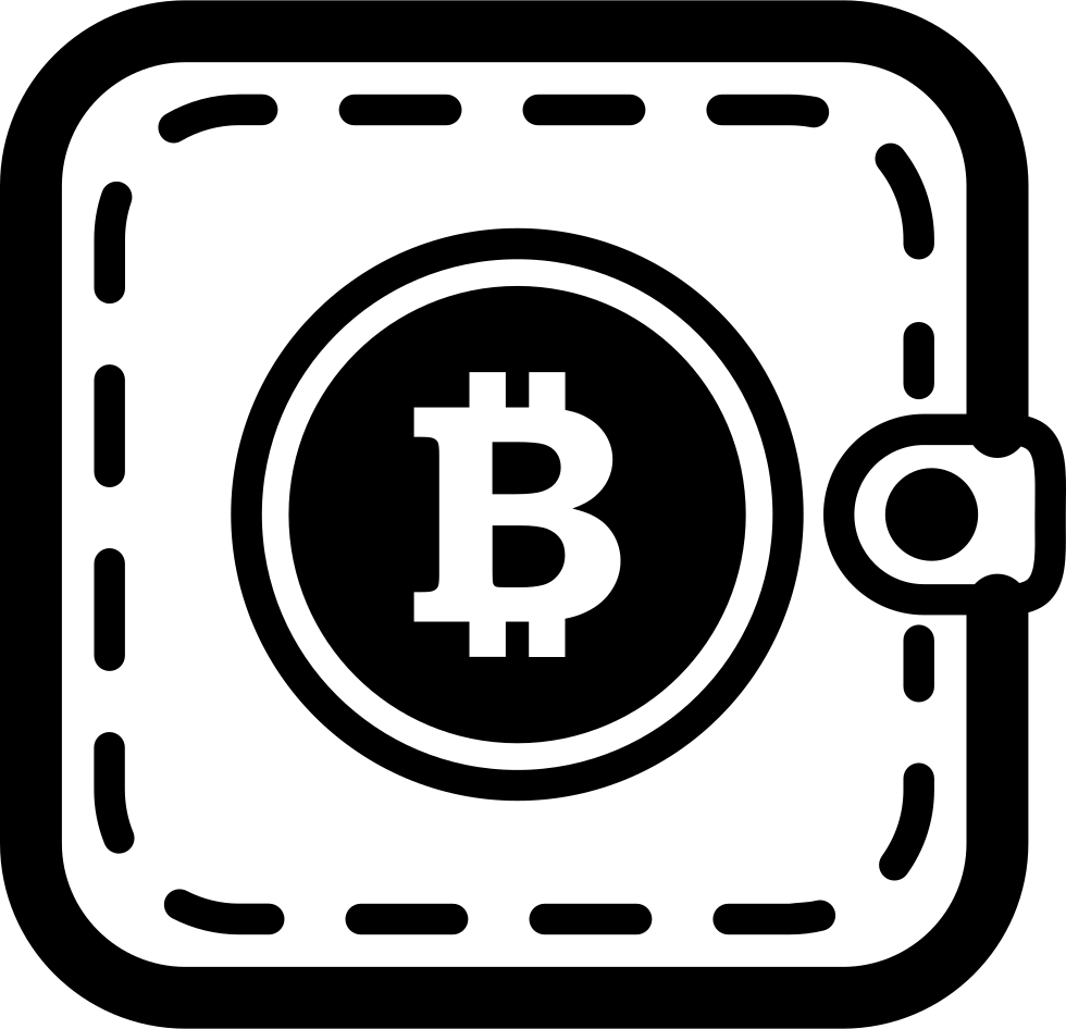 Bitcoin Pocket Or Wallet Svg Png Icon Free Download (#15228.