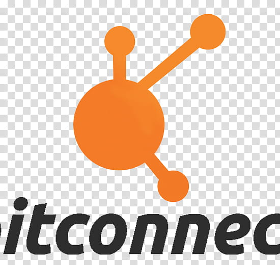 Orange Background, Bitconnect, Bitcoin, Investment, Logo.