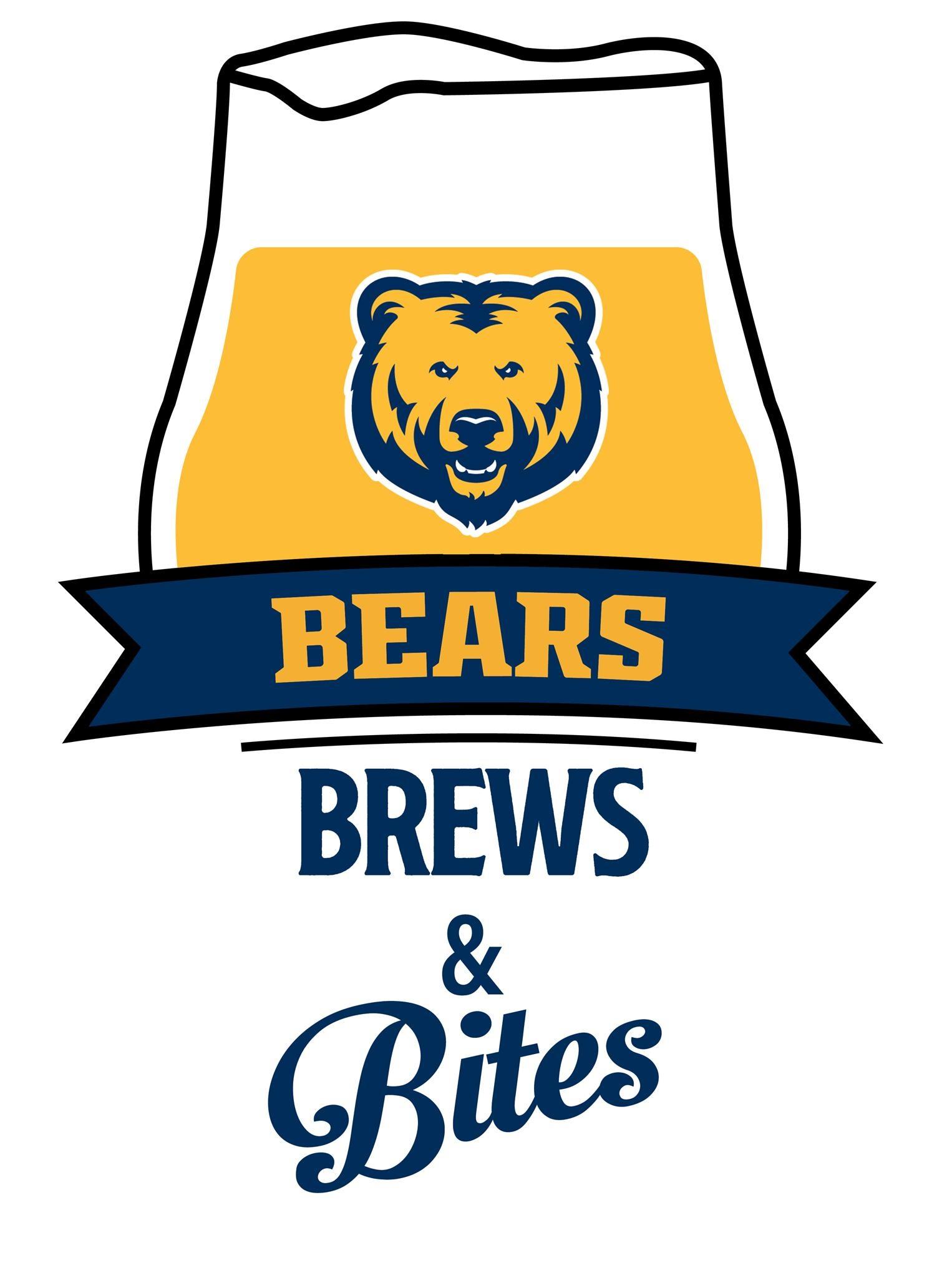 Bears Brews and Bites.