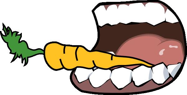 Bite Clipart.