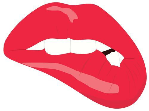 17 Best images about The case of the stolen lips illustration.