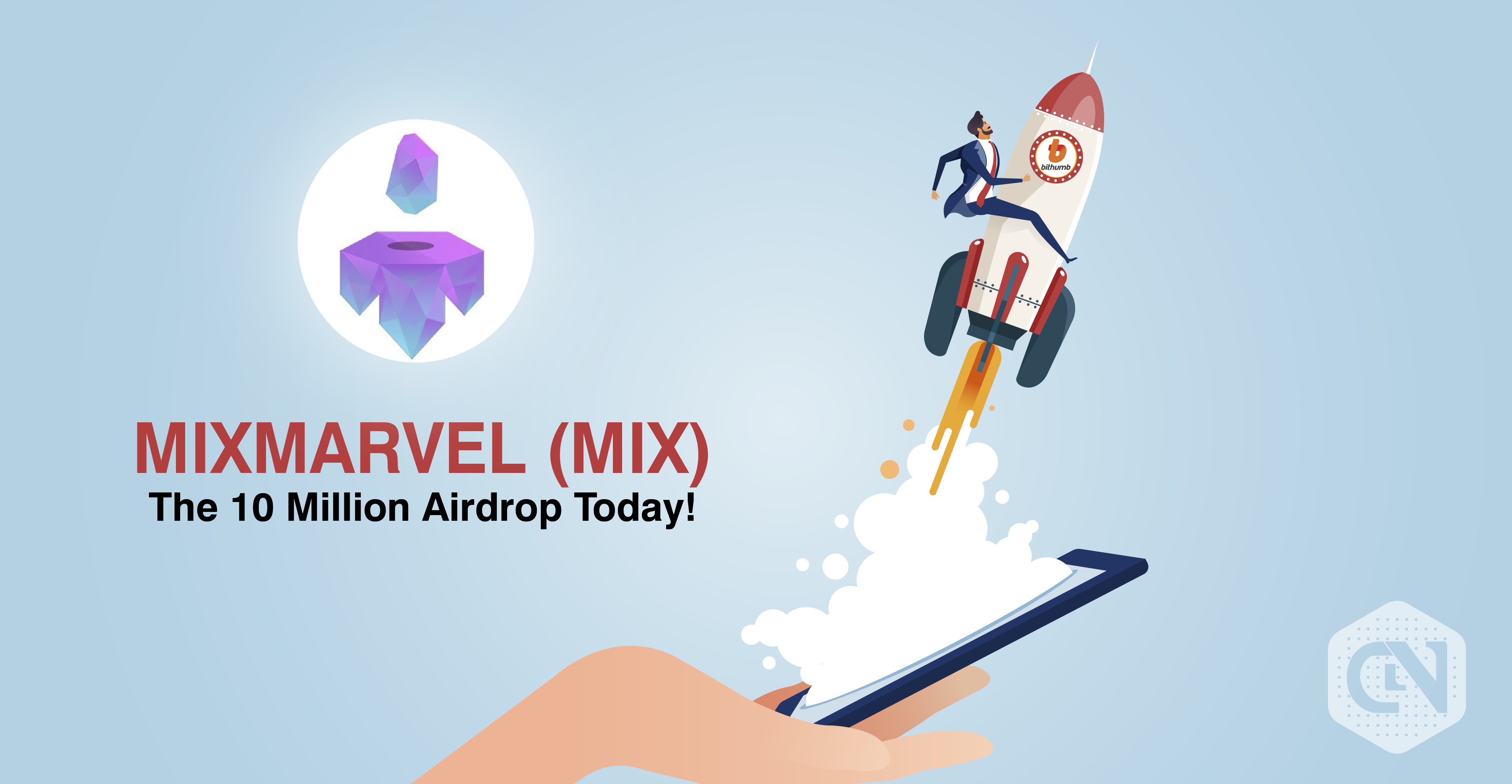 Bithumb adds MIXMARVEL; initiates 10 Million Airdrop.