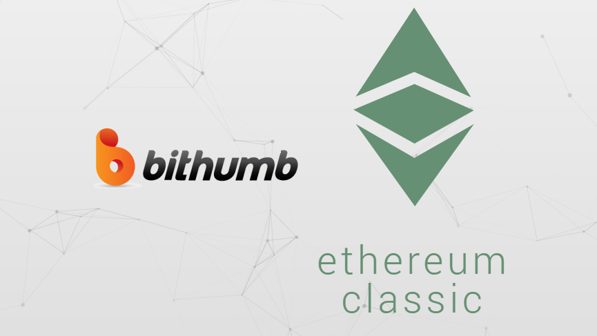 Bithumb, South Korea's largest cryptocoin exchange house, has been.