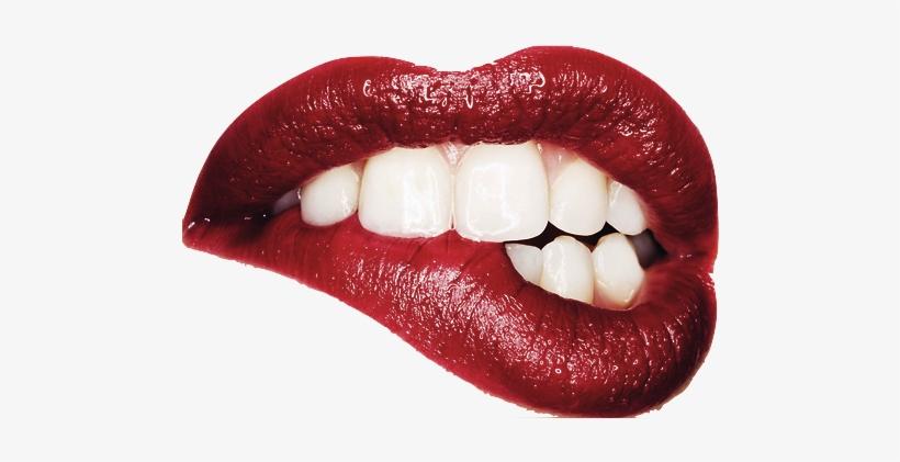 Biting Lip Png & Free Biting Lip.png Transparent Images #16340.