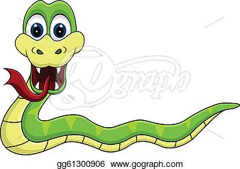Snake Biting Longhorn Clipart.