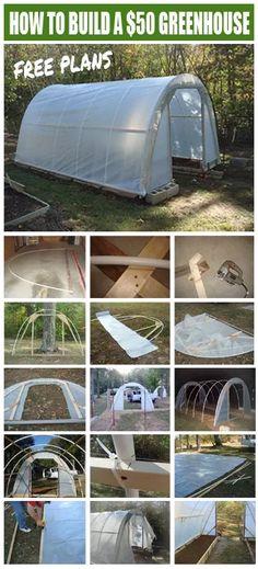 diy pvc pipe lean to greenhouse.