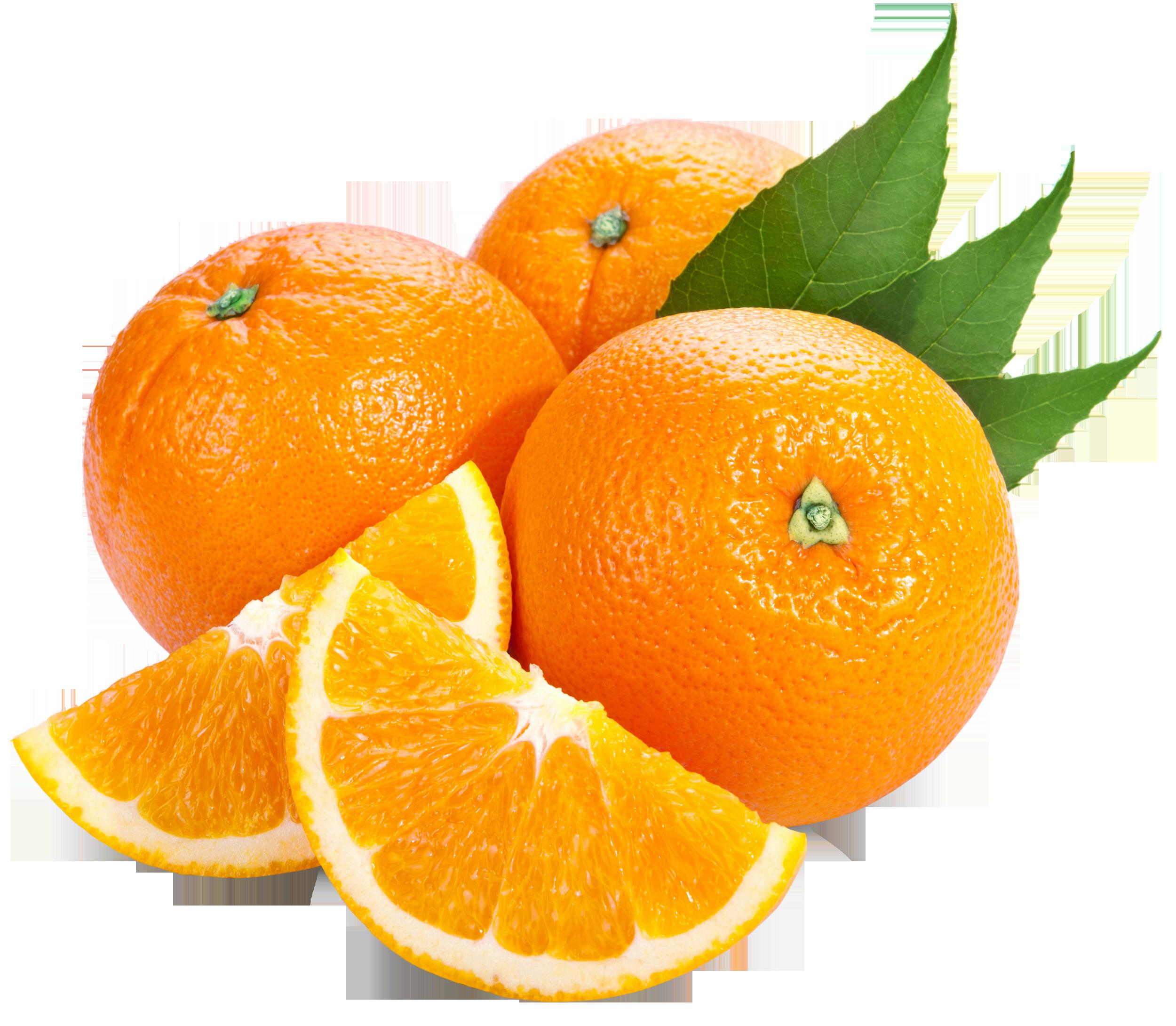 Large Oranges PNG Clipart.