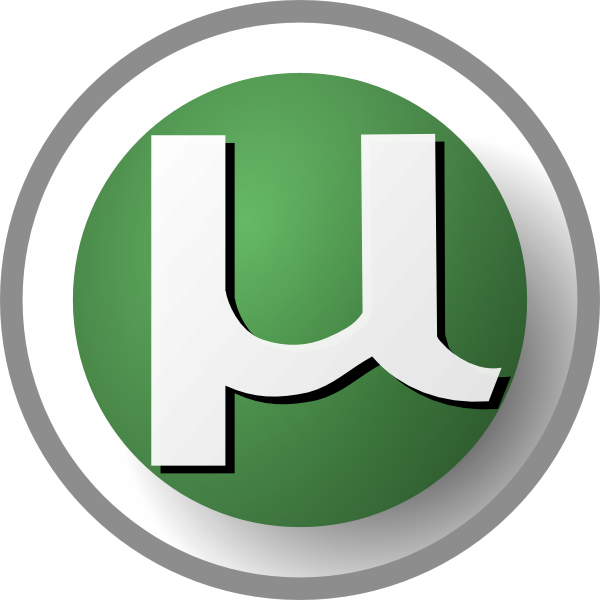Utorrent Clip Art at Clker.com.