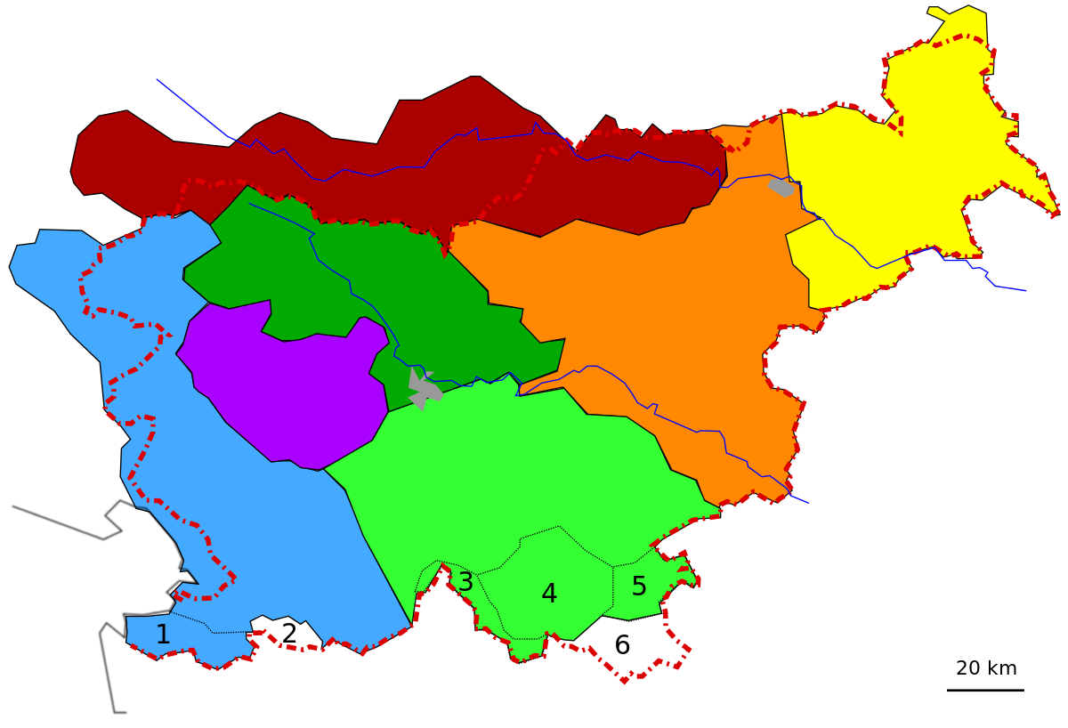 Styrian dialect group.