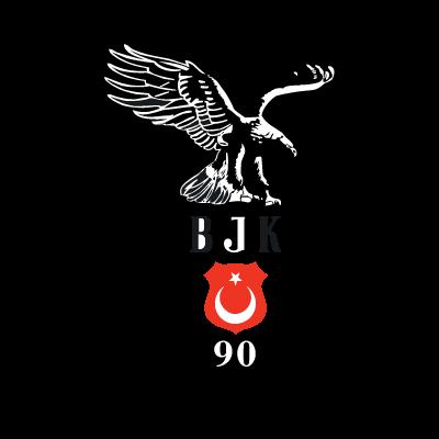 Bjk logo vector free.