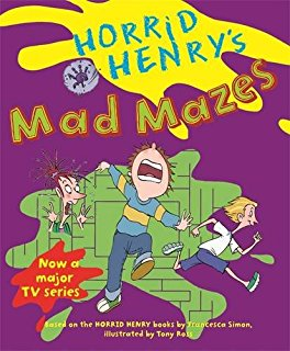 Horrid Henry's Classroom Chaos: Bk. 11 (Horrid Henry Activity Book.