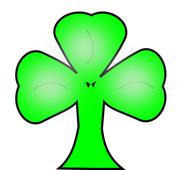 Free vector graphic: Clover, Tree, Green, Leaves, Nature.