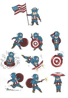 America 2, America and deviantART on Pinterest.