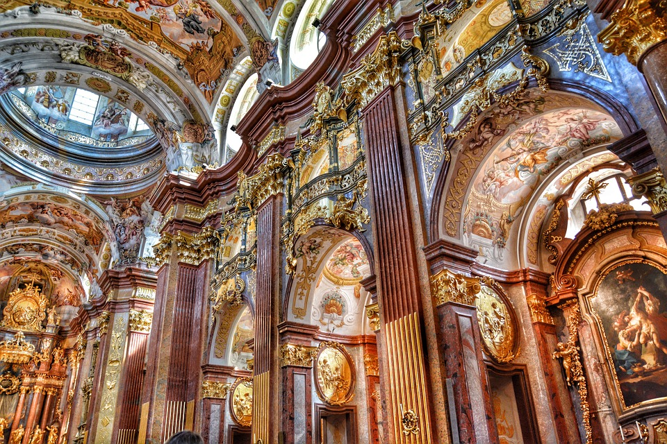 Baroque.