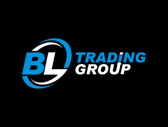 BL Trading Group logo design.