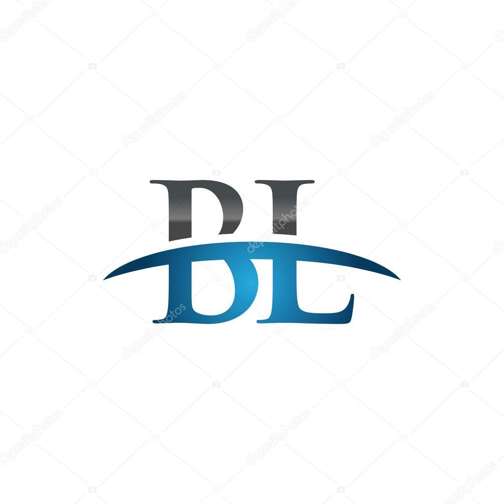 Blue bl Logos.