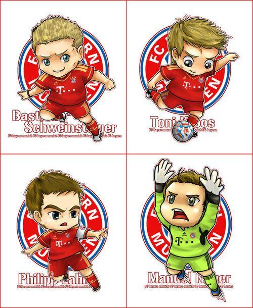 Bayern Munich!! :).