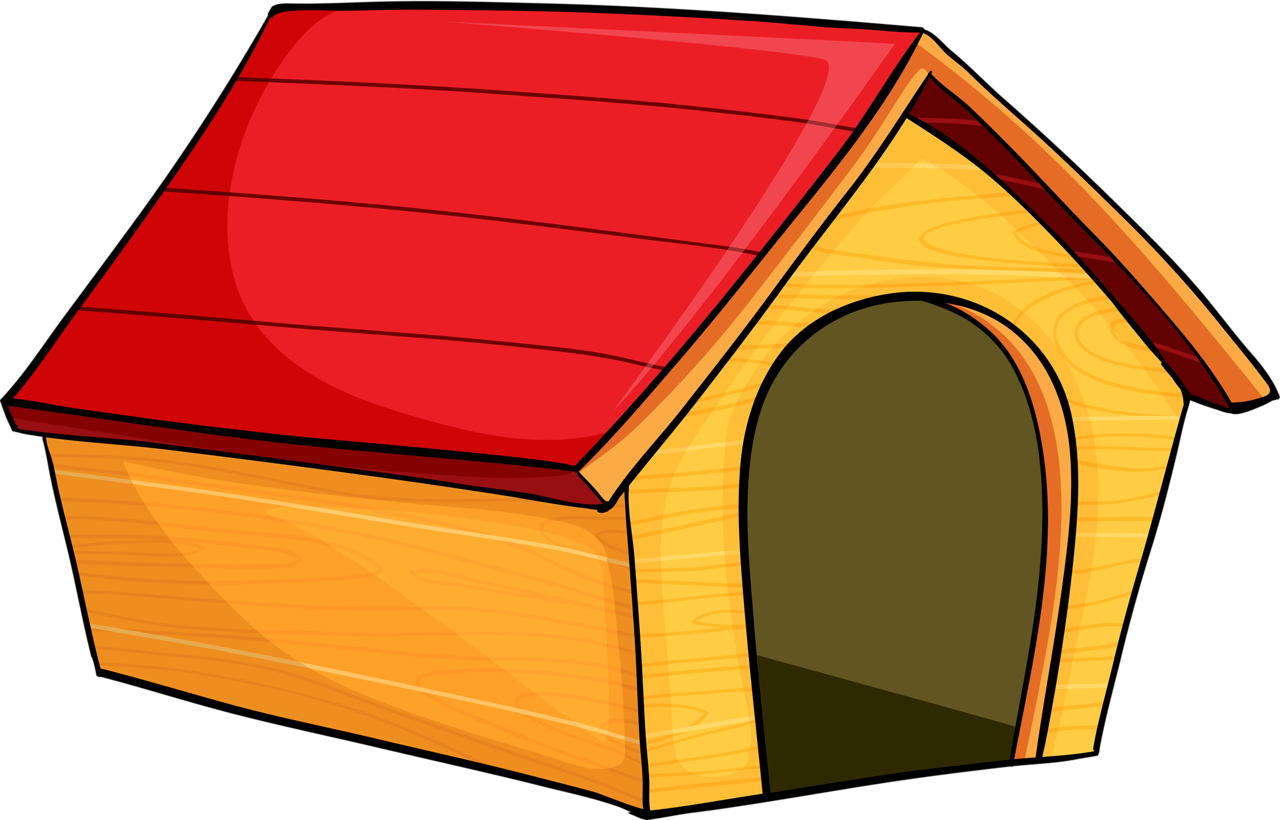 Dog Houses Dog Houses Clip art.