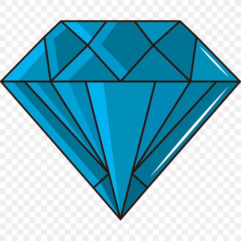 Blue Diamond Blue Diamond, PNG, 1000x1000px, Diamond, Aqua.