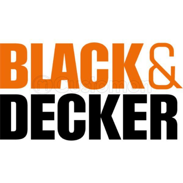 Black and Decker Logo Apron.