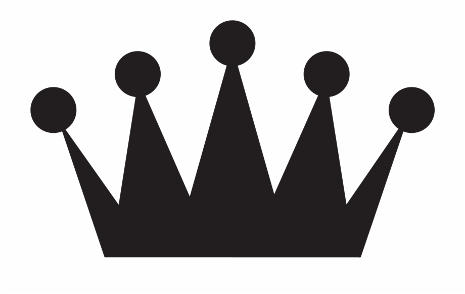 Crown Clipart Princess Crown Clipart Black And White.