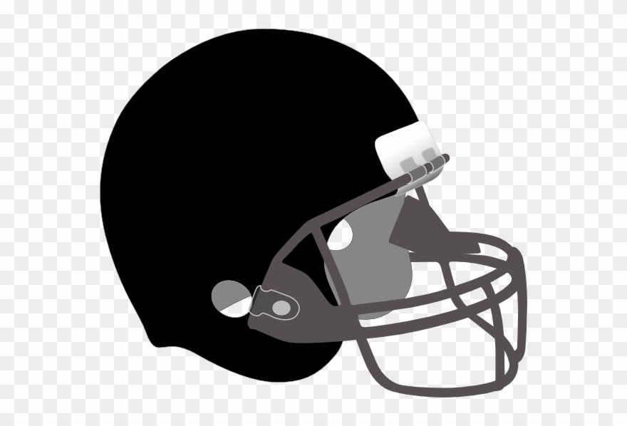 Black And Silver Helmet Clip Art At Clker.