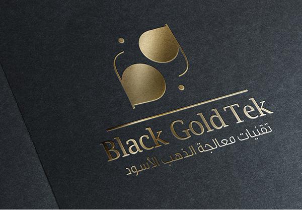 Black Gold, Logo design on Behance.