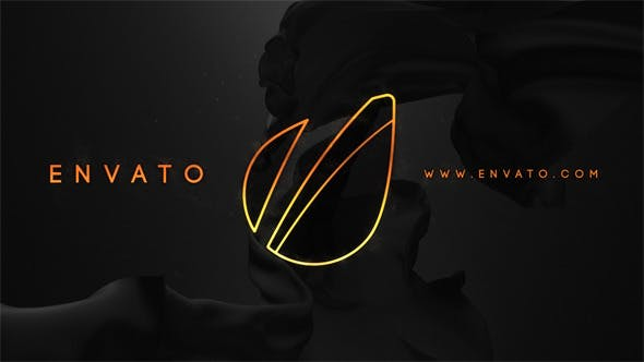 Black And Gold Logo Reveal by ermalkoci.