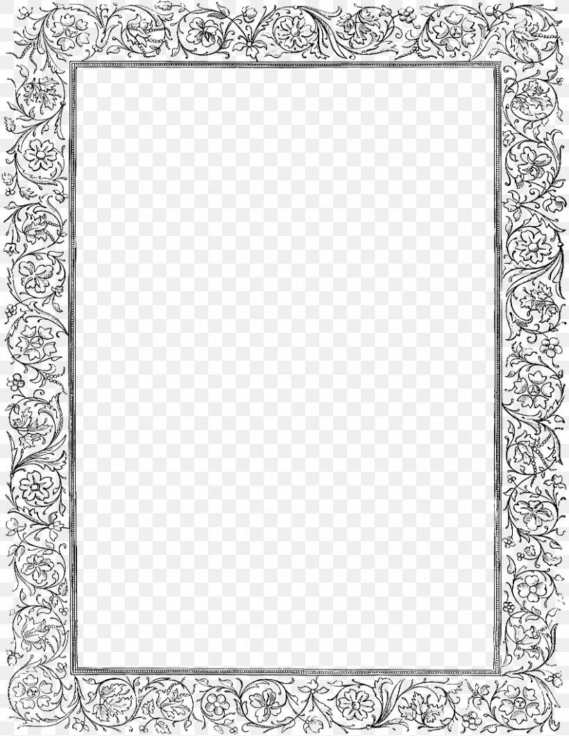 Picture Frame Clip Art, PNG, 850x1100px, Victorian Era, Area.