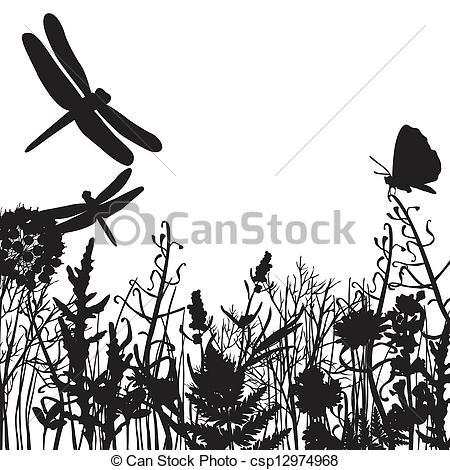 Similiar Black And White Nature Clip Art Keywords.