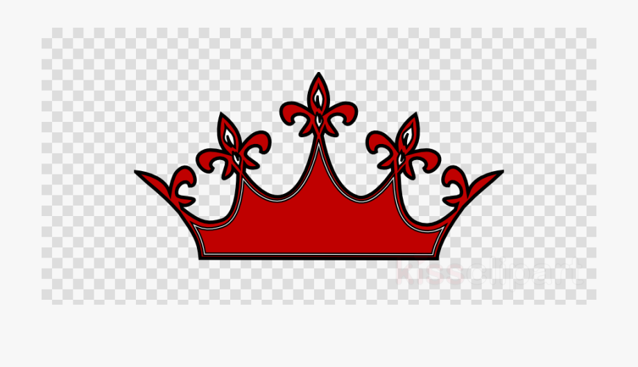 Crown Png Red.