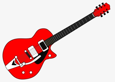 Free Electric Guitar Clip Art with No Background , Page 2.