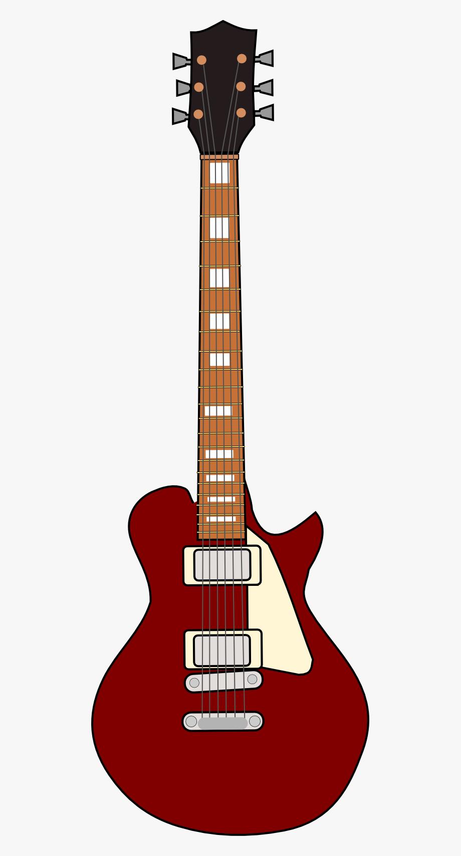 Guitar Clip Art Black White Free Clipart Images.