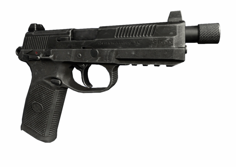 Fnx45 Black Colt 1911 Commander.