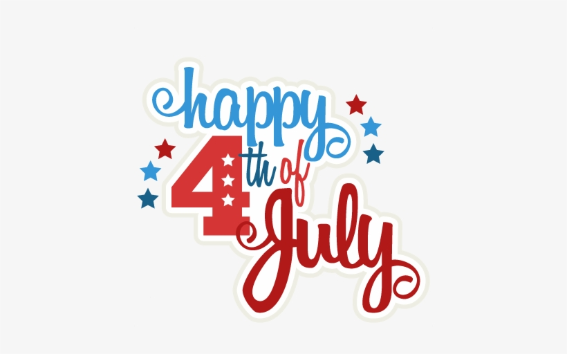 Clipart Black And White Library Independence Day Th.