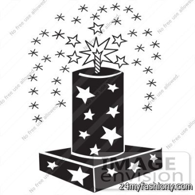 4th Of July Clipart Black And White images looks.
