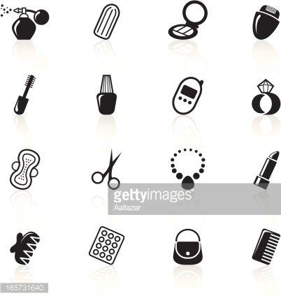 Black Symbols.