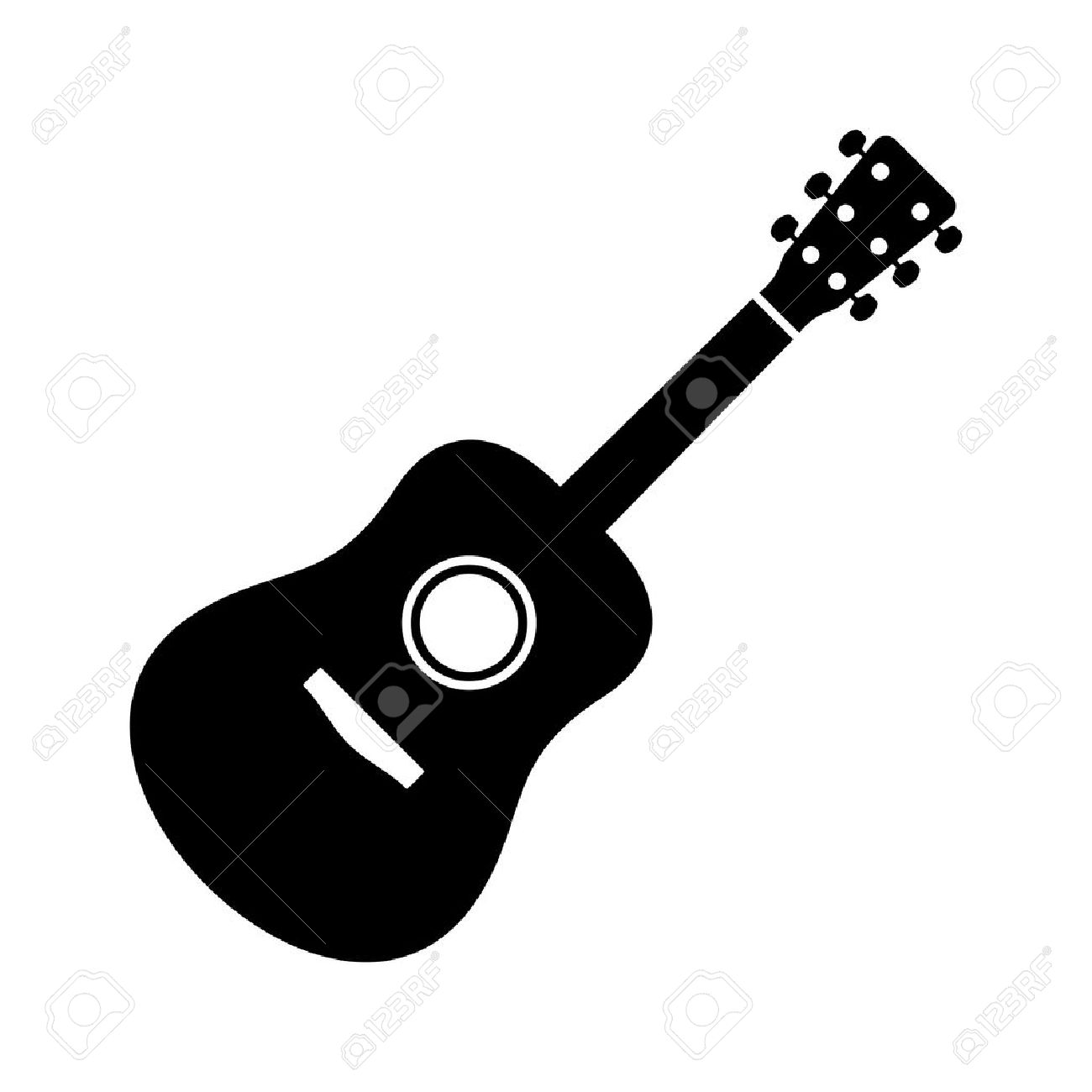 42,748 Guitar Cliparts, Stock Vector And Royalty Free Guitar.